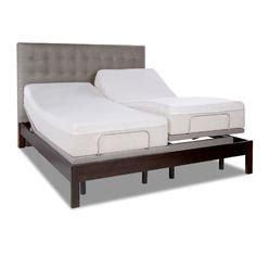adjustable bed bases bed frames sears