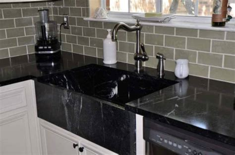 Low Cost Backsplash Ideas - 9 best kitchen sink materials you will love
