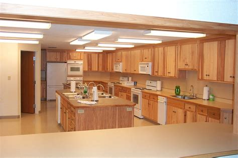 Church Kitchen Design Great Lighting And Counter Space Kitchen Ideas Beautiful And Church