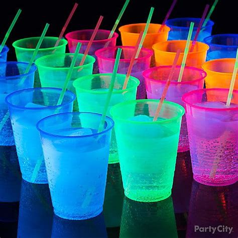 vodka tonic blacklight best black light party drink idea for kids tweens and