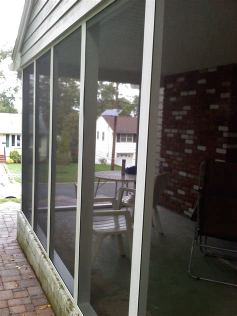Removable Patio Screen by Need Ideas For Removable Screen Inserts For