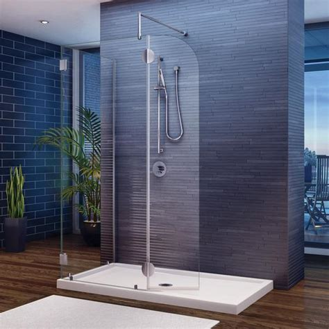 Fleurco Shower Door Walk In Shower System Evolution 4 And Evo Shower Doors