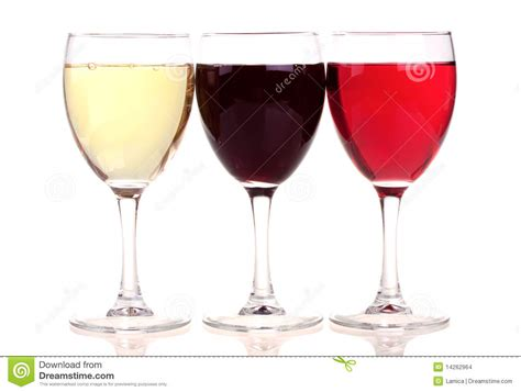 white and red rose wine glass red rose and white wine in a wine glasses stock images