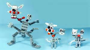 Lego nightmare mangle lego fnaf see how to build her ww
