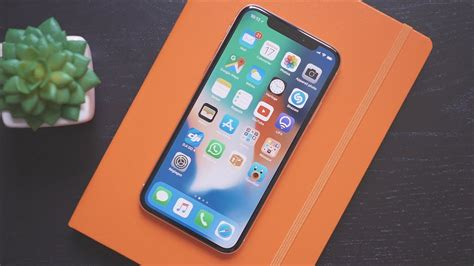 Test X by Iphone X Test Complet Et Avis Personnel