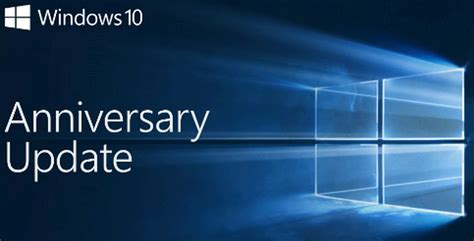 asi es la actualizacion de aniversario de windows