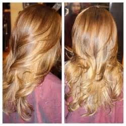 Balayage Light Brown Hair by Balayage Highlights On Light Brown Hair Hair That I Do