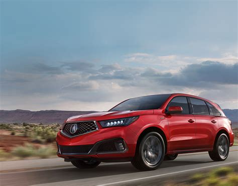 Acura Mdx 2019 Vs 2020 by 2020 Acura Mdx Vs 2020 Infiniti Qx60 Luxury Suv Comparison