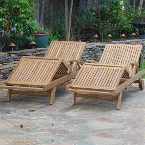 Wood Outdoor Chaise Lounge Chairs Modern Patio Outdoor Outdoor Wood Patio Furniture