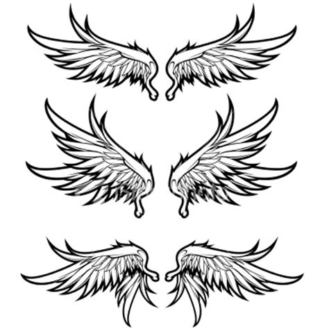 angel tattoo spread wings index of toybox imagery wings