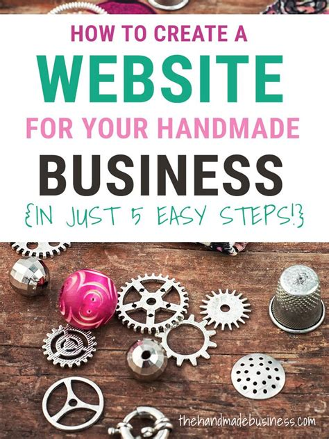 Handmade Crafts Website - 17 best images about the handmade business on
