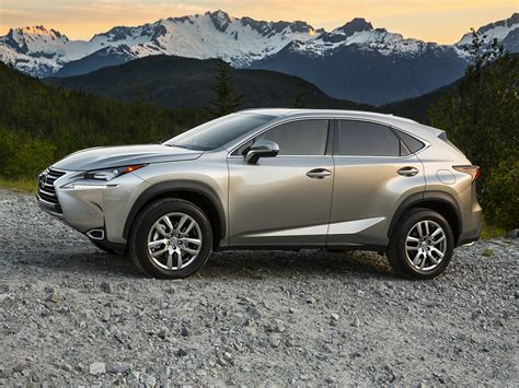 lexus suv 2016 nx 2016 lexus nx 200t price photos reviews features