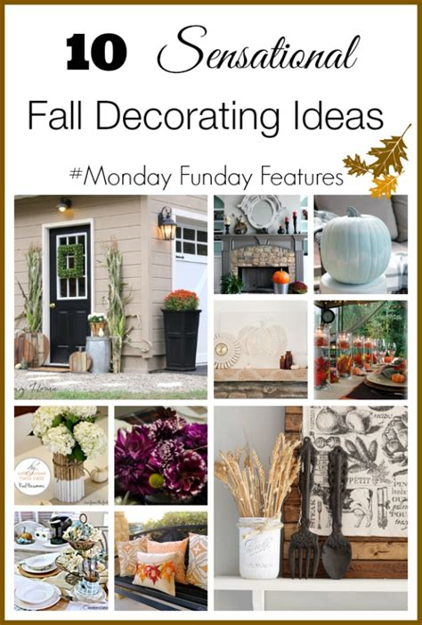 monday funday 90 fall crafts c r a f t