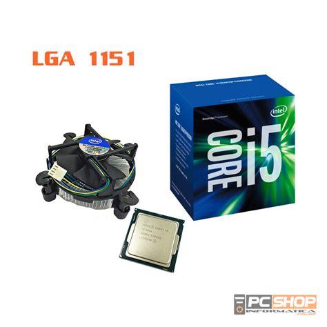 Intel I5 6600 3 3 Ghz processador intel i5 6600 3 3ghz 6mb cache lga 1151