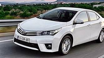 2015 Toyota Models 2015 Toyota Corolla Models