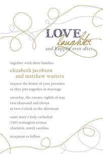 wedding invitation wording wedding invitation wording happily after