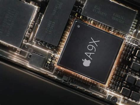 apple a9 apple iphone 5se and ipad air 3 could carry a9 and a9x