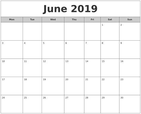 june  south africa calendar  june calendar