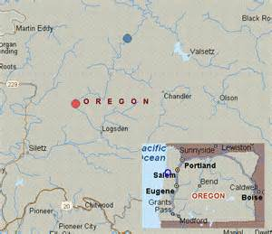map for siletz river oregon white water elk creek to