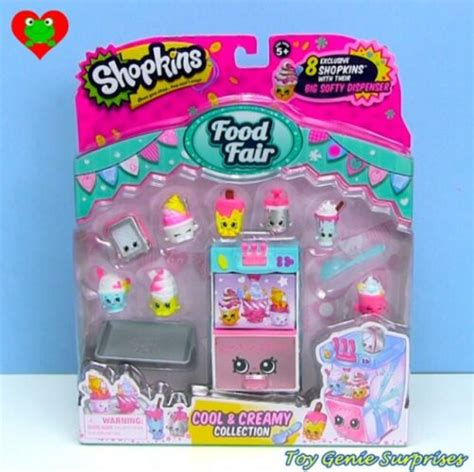 Shopkins Food Fair Fast Food Collection 1 the world s catalog of ideas