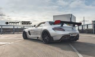 Sls Mercedes Make Your Mercedes Sls Amg Look Like A Gt3 Racer