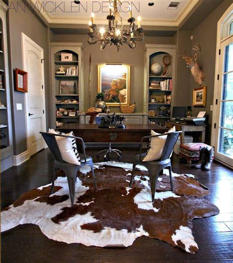 cowhide home decor best 25 cow rug ideas on pinterest western bedroom