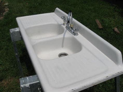 Vintage Kitchen Sinks Craigslist by Selling Vintage Kohler Kitchen Sink Forum Bob Vila
