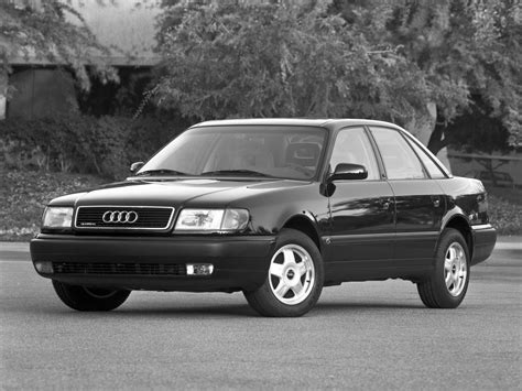 how do i learn about cars 1990 audi 100 navigation system audi 100 c4 specs 1991 1992 1993 1994 autoevolution