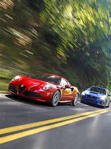 Alfa Romeo 4c Gt3 Porsche 991 Gt3 Vs Alfa Romeo 4c Bmw M235 M3 Chevrolet