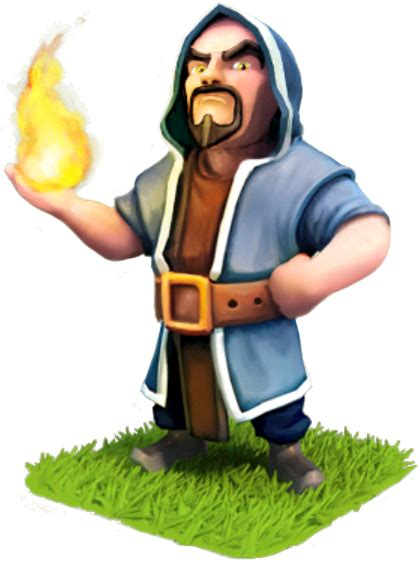 clash of clans characters wizard clash of clans wizard clash wiki com