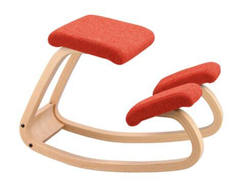 sedia varier usata dalla sedie ergonomiche alle postazioni zero gravity