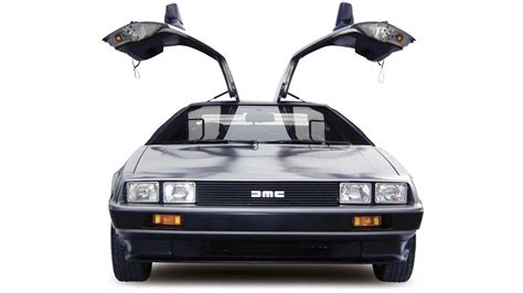 what year is the delorean from back to the future the back to the future car makes a comeback fit my car