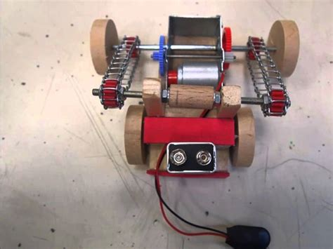 que cadenas son mas faciles de poner coche de madera con transmisi 243 n por engranajes y cadena