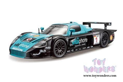 maserati mc12 race car maserati mc12 race car 1 28004bu 1 24 scale bburago