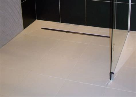 room shower former impey aqua dec linear 4 room shower floor former with linear waste outlet