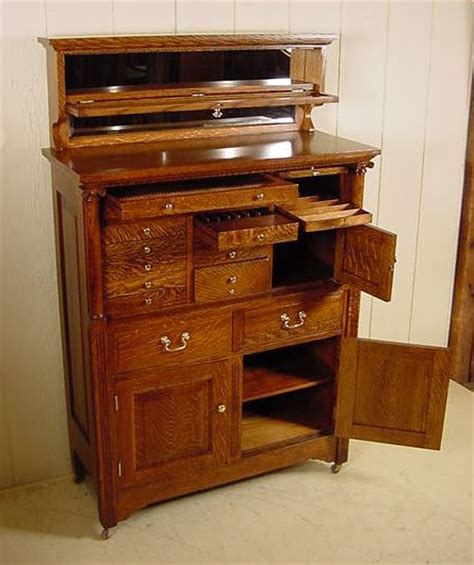 American Cabinet Quot The American Cabinet Co Quot Oak Dental Cabinet