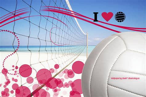 cool volleyball wallpaper volleyball wallpaper by lillushka on deviantart