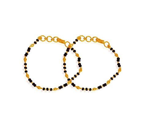 black bangles for baby gold baby bracelet babr19106 baby jewelry