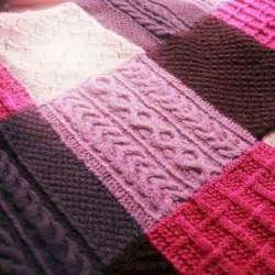 Knitting Pattern For Patchwork Blanket - best 25 patchwork blanket ideas on easy baby