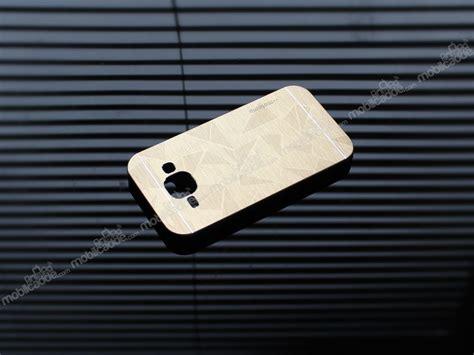 Motomo Samsung J1 motomo prizma samsung galaxy j1 metal gold rubber
