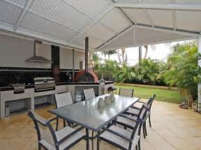 Outdoor Seating Ideas For Entertaining - outdoor living design with bbq area from a real australian home outdoor living photo 144649