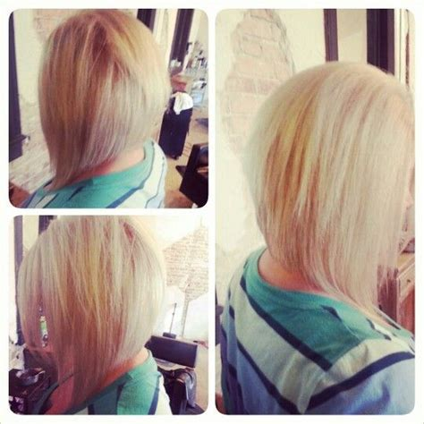 is there an angled layer lookfor short to medium hair hobnob in the latest trendy hairstyle the bob