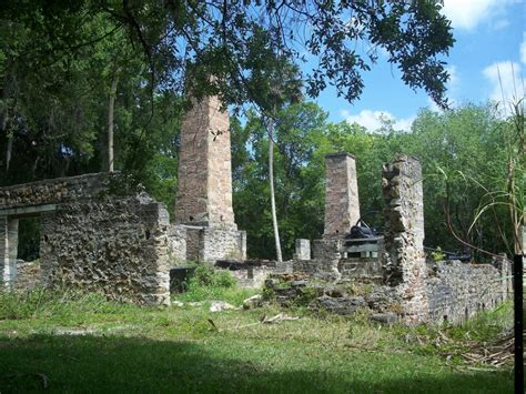 sugar mill botanical gardens dunlawton sugar mill botanical gardens daytona tourist attractions sightseeing
