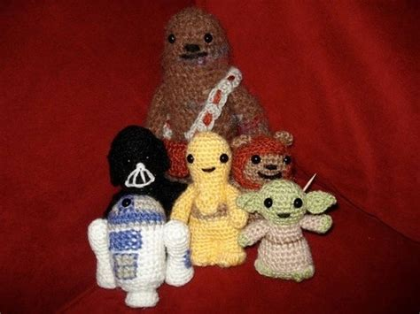 knitted wars characters 15 best images about starwars knits on smosh