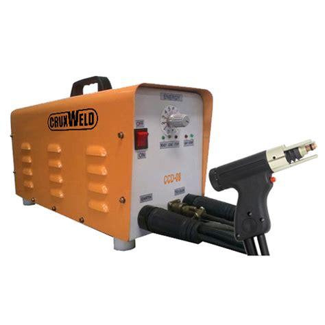 capacitor discharge resistance welding capacitor discharge stud welder portable stud welding