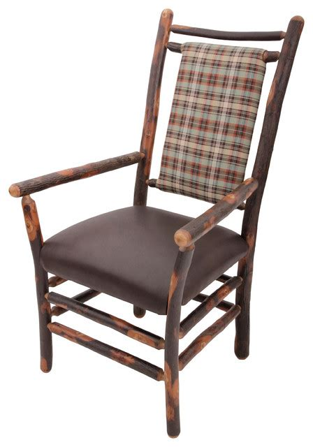 plaid armchair hickory plaid armchair rustic armchairs and accent