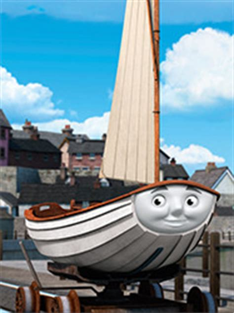 skiff thomas and friends thomas the tank engine characters tv tropes