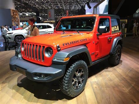 future jeep wrangler jeep wrangler retour vers le futur vid 233 o en direct du