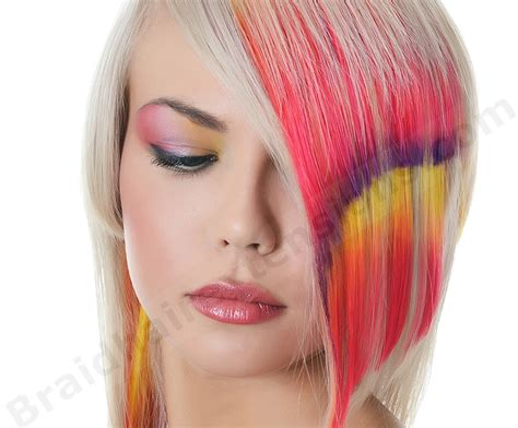 hair chalking a new look at diy hair color stylenoted hair chalking and color smashing two glamorous techniques