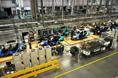 Bmw Spartanburg Factory Tour